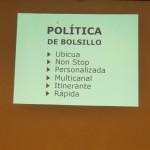 Política de bolsillo